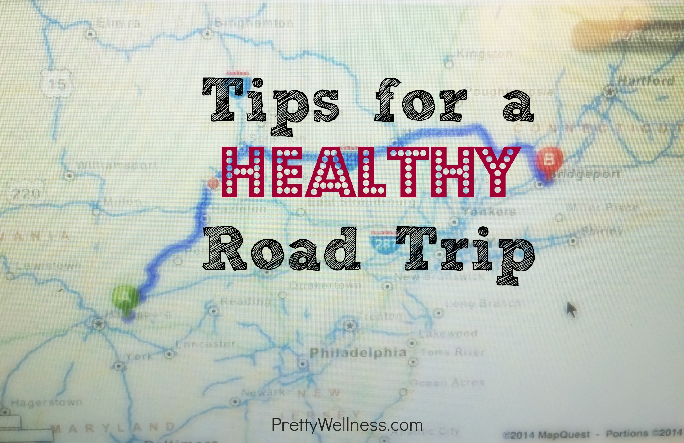 Tips for a Healthy Road Trip & Family Vacation