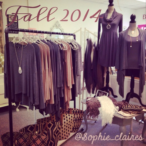 sophie claires fall