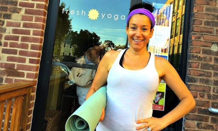 Clean Living Connecticut: Mochas, Community Yoga and Organic Bliss