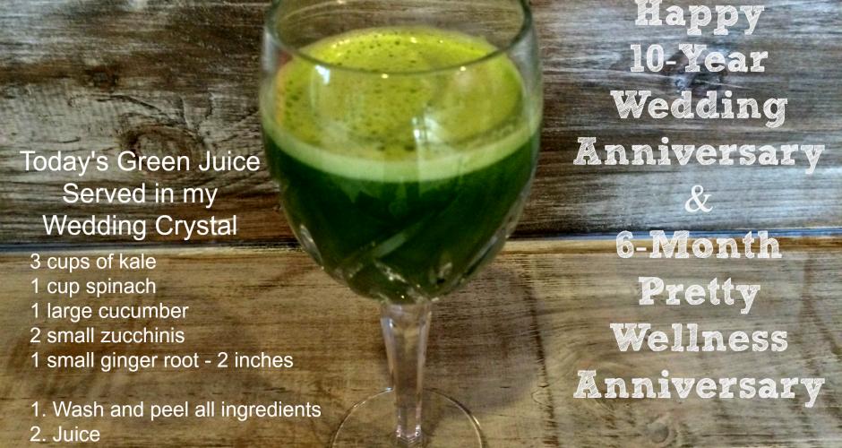 Green Juice Anniv