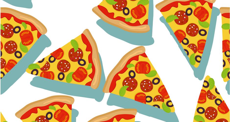 Easy Kid Recipe: Healthy Homemade Pizza
