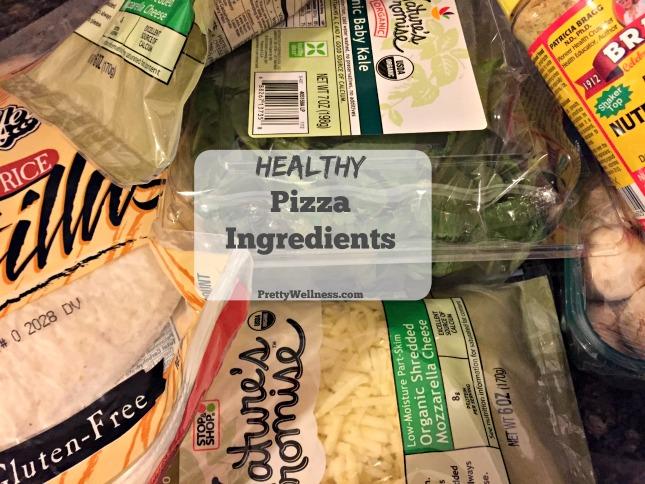 ingredients pizza ii