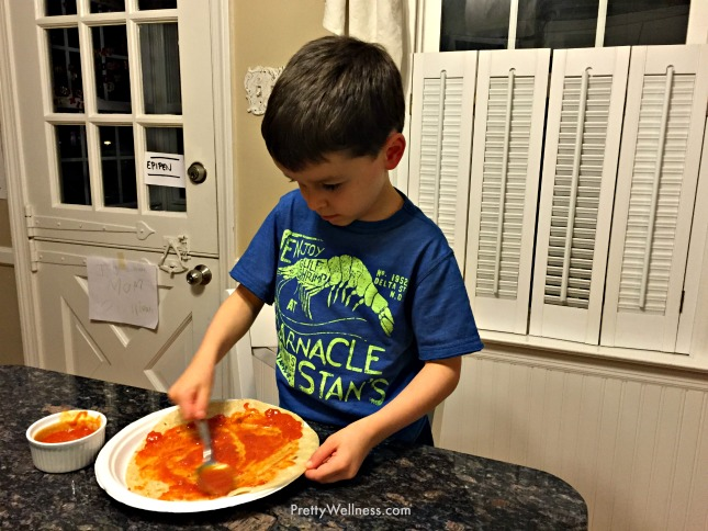 kyle spread pizza iii