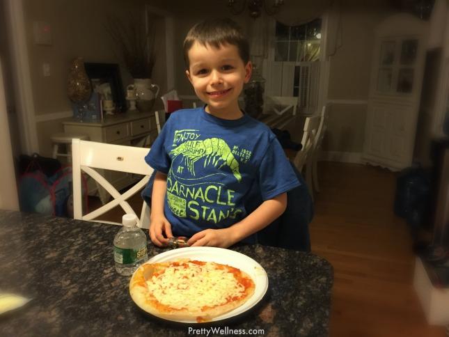 proud pizza ii