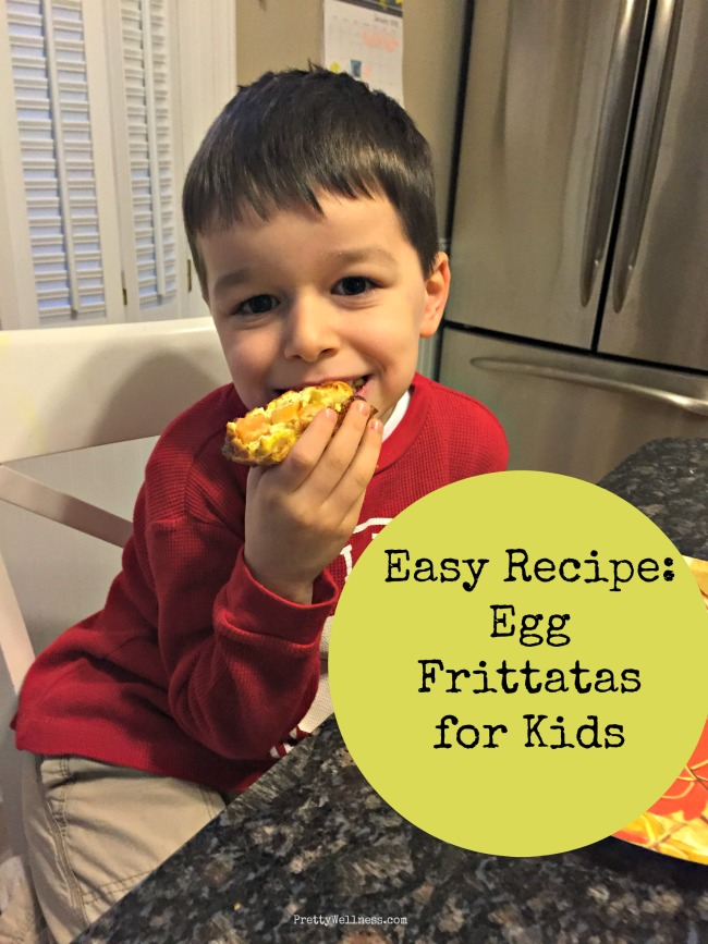 Easy Recipe Egg Frittatas