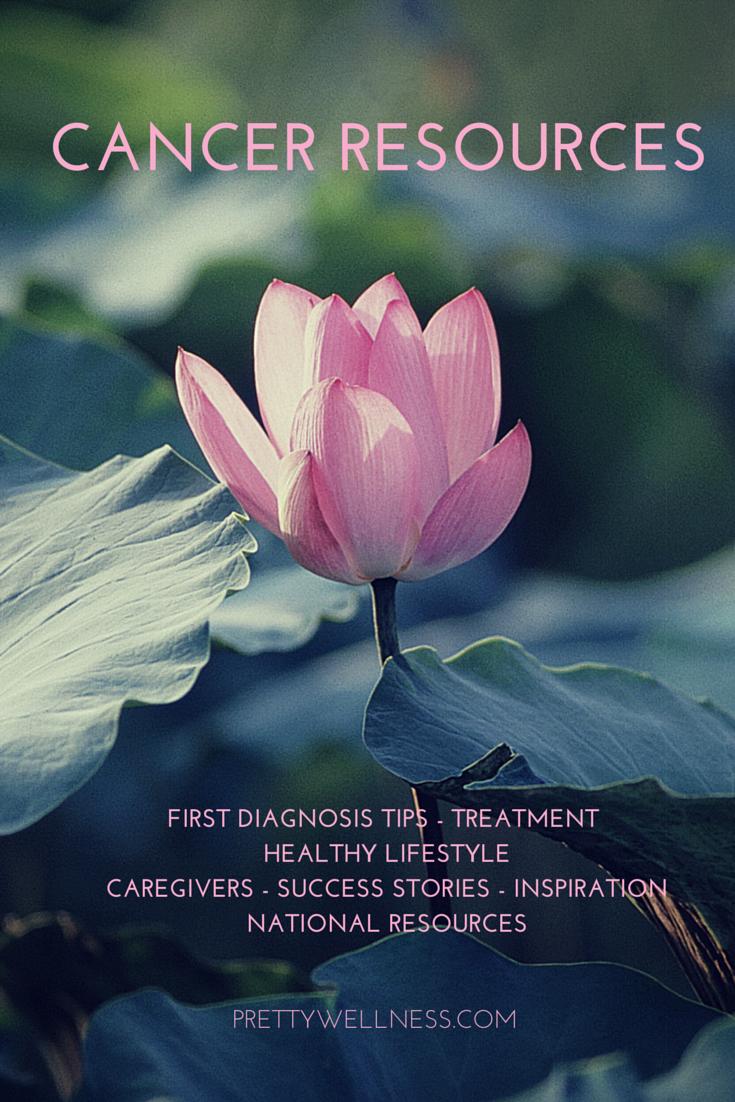 PrettyWellness.com Cancer Resources