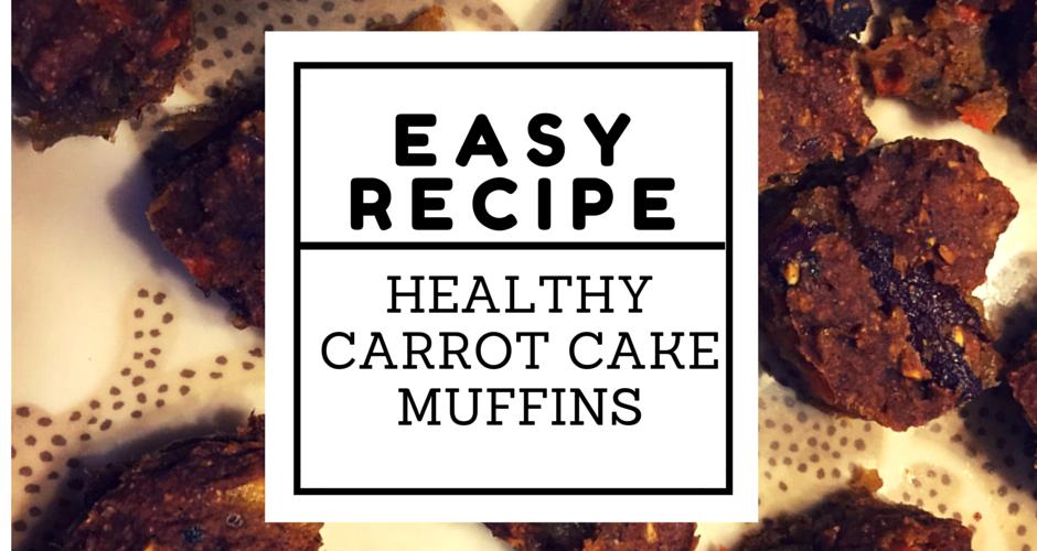 Easy Recipe: Carrot Cake Muffins