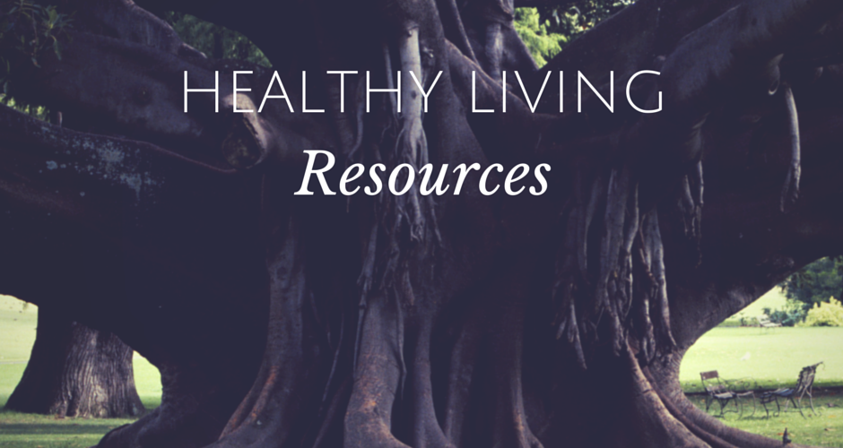 Healthy Gadget Girl: Five Easy Healthy Living Resources