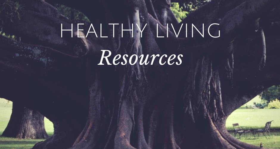 Healthy Gadget Girl: Five Easy Healthy Living Resources