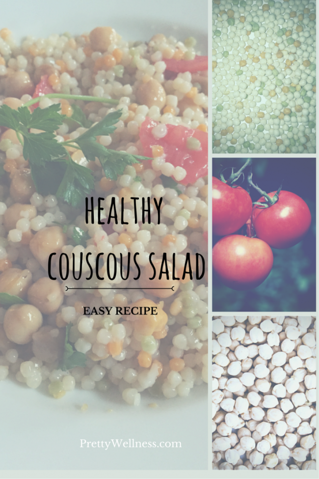Easy Recipe: Healthy Couscous Salad