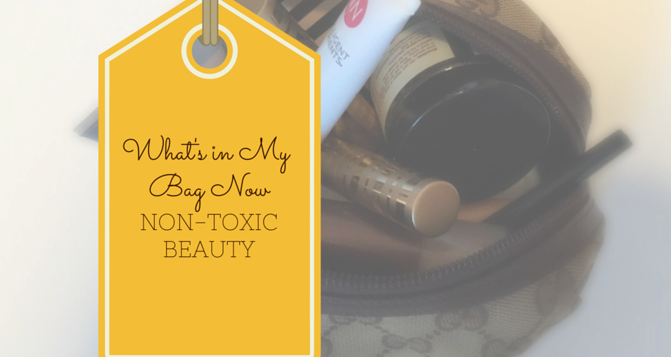 Six Non-Toxic Green Beauty Products for Fall