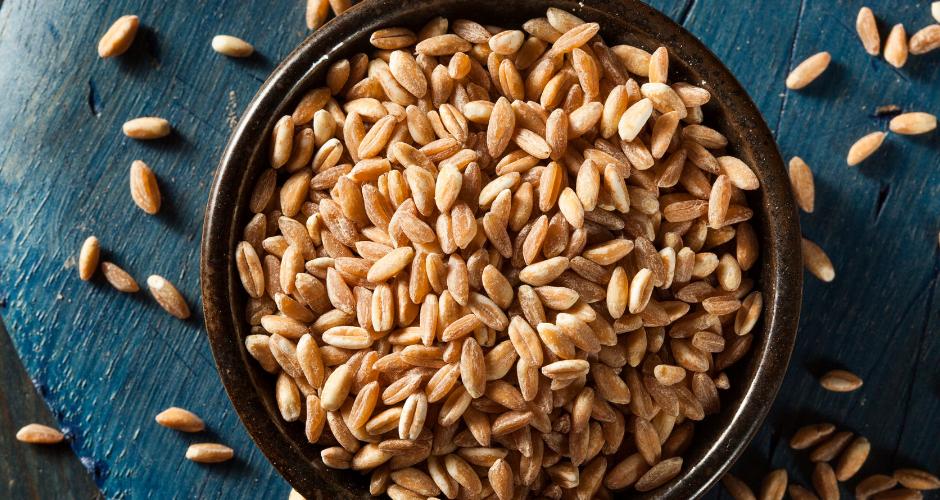 Recipe: Healthy Grain Salads