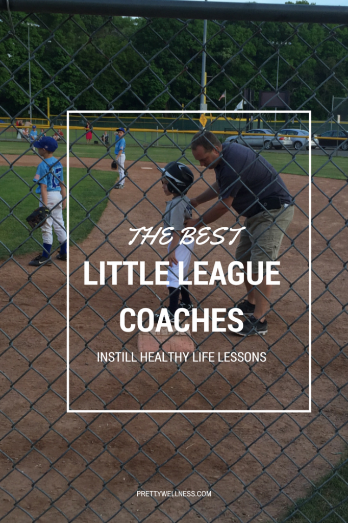 The Best Little League Coaches Instill Healthy Life Lessons