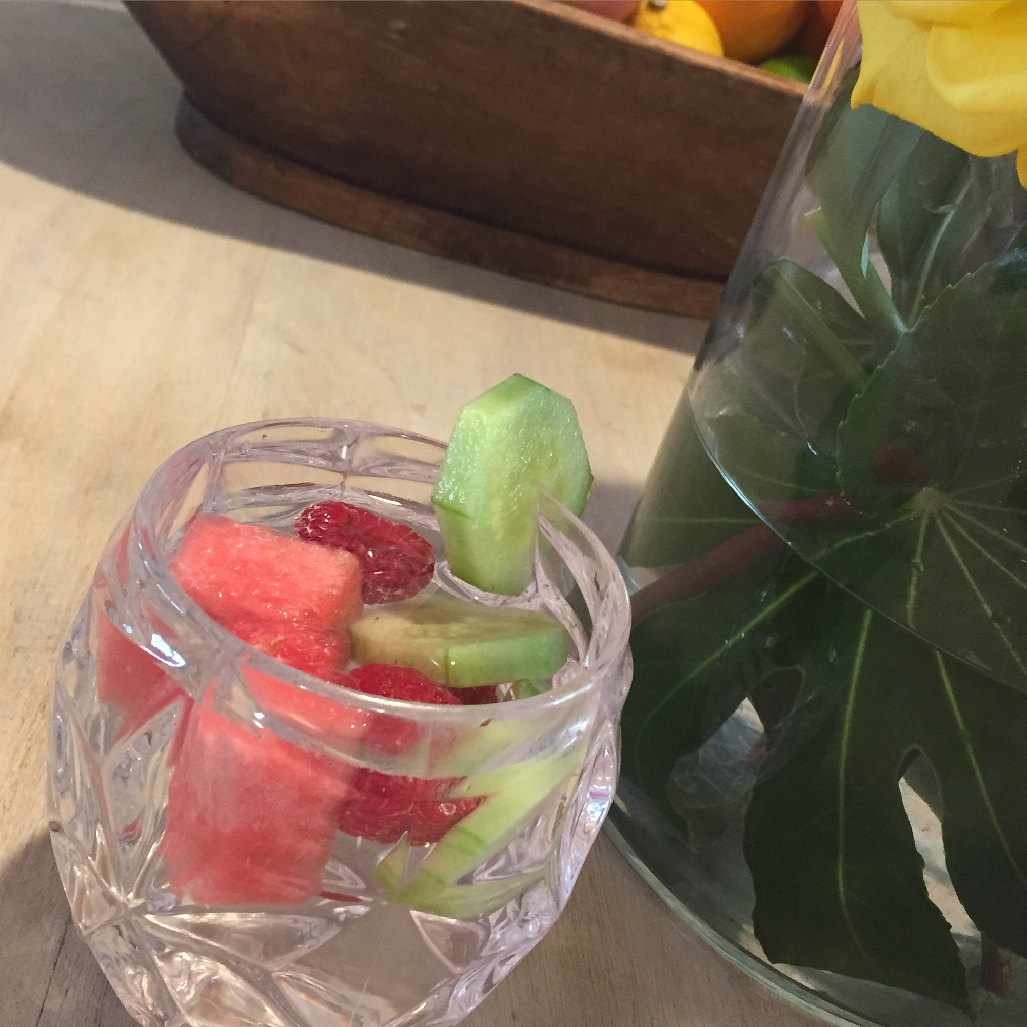 Infused Water - Recipes and Tools