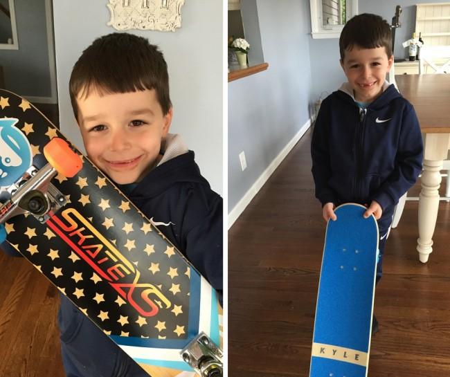 PrettyWellness.com Healthy Holiday Guide for Kids 2015 - SkatesXS