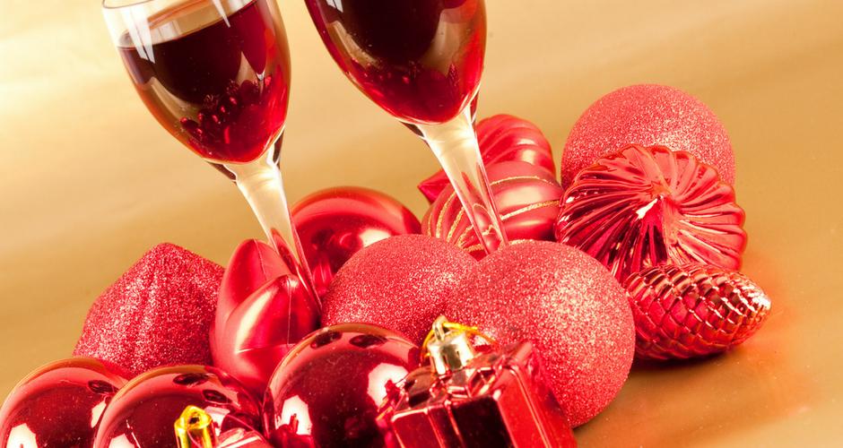 Festive Healthy-ish Holiday Drinks