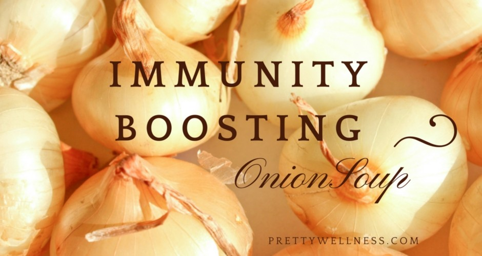 Immunity Boosting Onion Soup Recipe