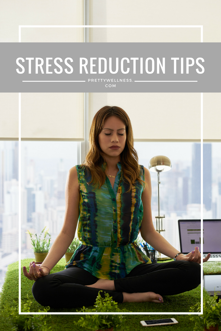 Wellness at Work Series: Stress Reduction Tips