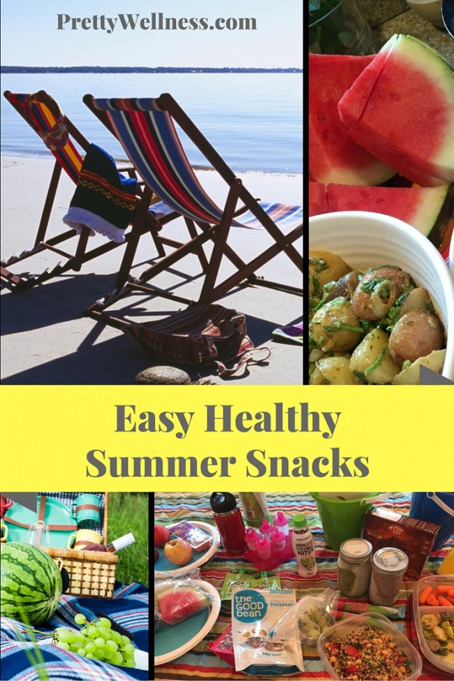 Easy Healthy Summer Snacks