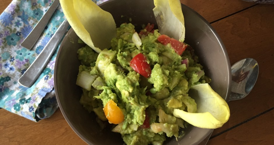 Easy Recipe: Endive Avocado Salad