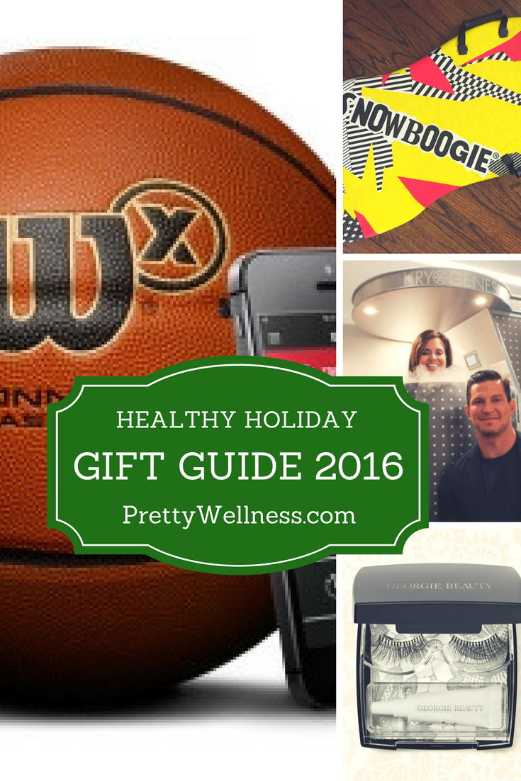 Healthy Holiday Gift Guide for Kids and Adults