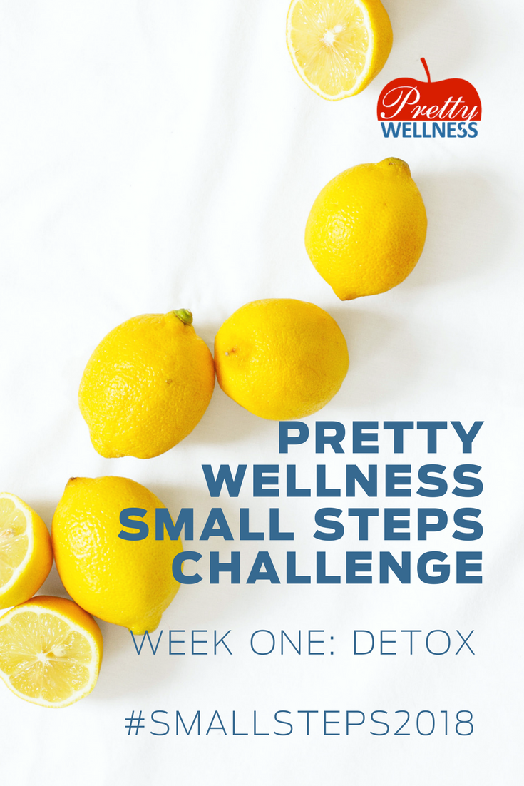 Pretty Wellness Small Steps Challenge