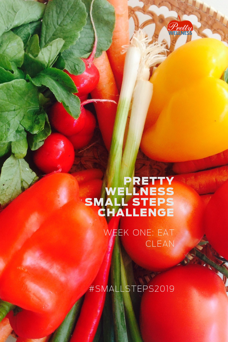 Pretty Wellness Small Steps Challenge 2019