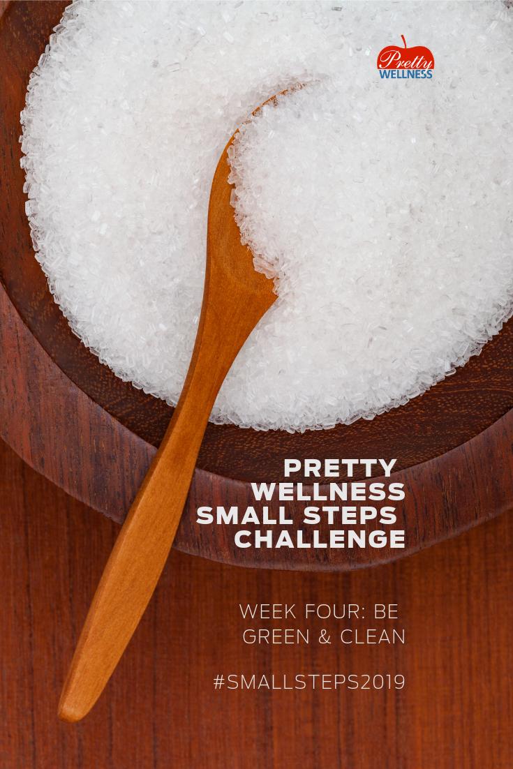 Pretty Wellness Small Steps Challenge 2019