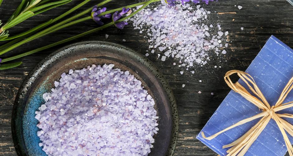 DIY Sugar and Salt Scrubs