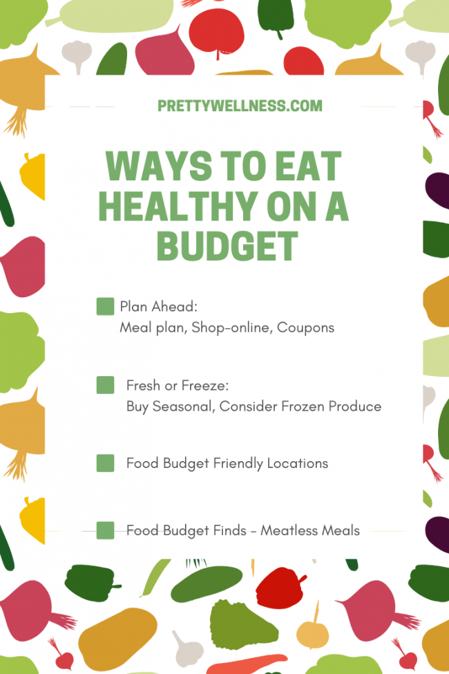 5 Ways to Eat Healthy on a Food Budget
