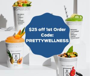 $25 off 1st Order – Code_ PrettyWellness