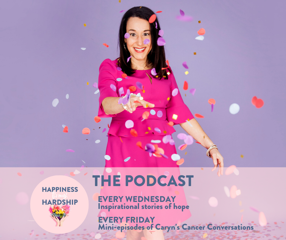 Happiness through Hardship – The Podcast Launch