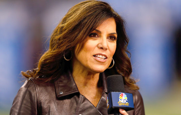 Podcast Episode 2: Michele Tafoya – NFL Talks, Infertility & Adoption – A Miracle & A Gift