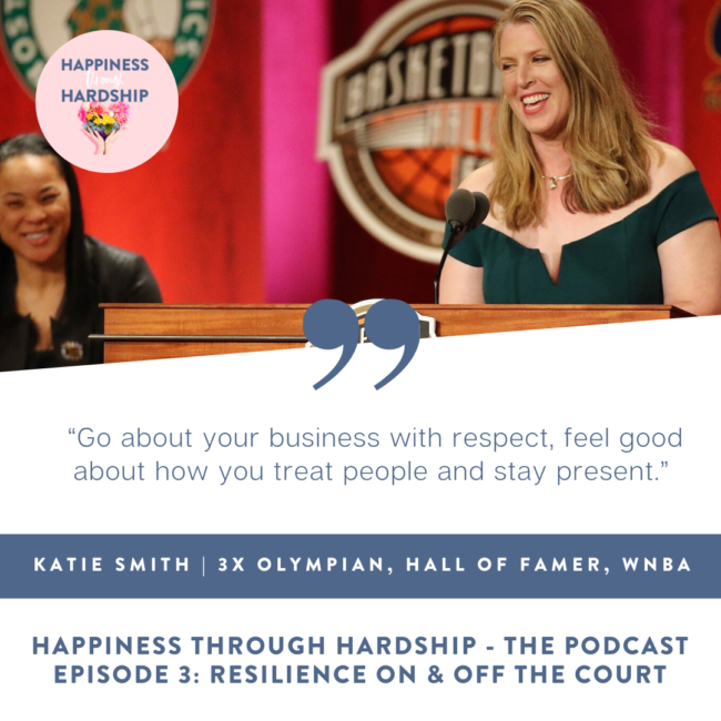 WNBA's Katie Smith: Resilience On and Off the Court