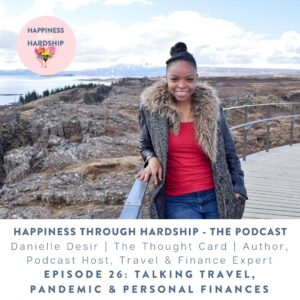 Talking Travel, Pandemic and Personal Finances