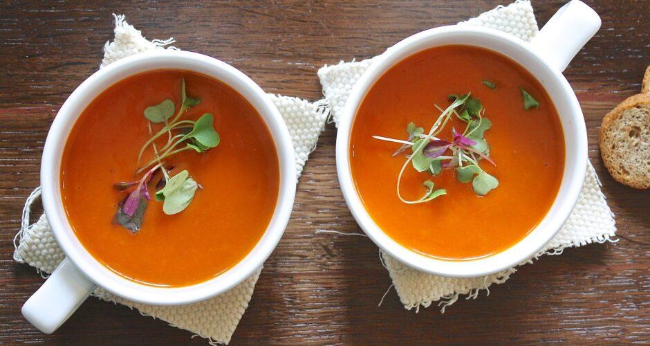 Nature's Fast-Food: Simple Veggie Soup