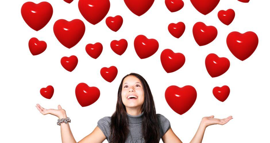 25 Ways to Spread Love