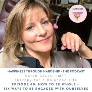 Ep. 40 transitions with Karen Gould