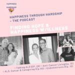 """""""Happiness through Hardship"""" - The Podcast - 1 Year Podcasting"""
