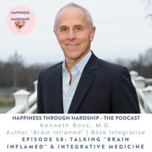 """Dr. Kenneth Bock: Talking """"Brain Inflamed"""" and Integrative Medicine"""